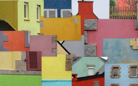 Patchwork de façades, par Yapaquedlapom